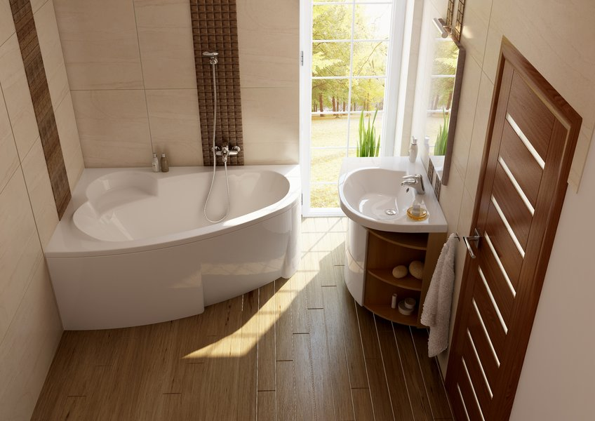 badewanne asymmetric ravak at. Black Bedroom Furniture Sets. Home Design Ideas