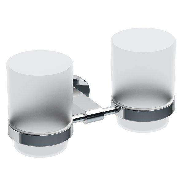 glashalter 2x gl ser ravak at. Black Bedroom Furniture Sets. Home Design Ideas
