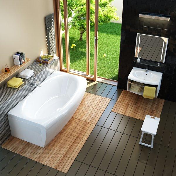 waschbeckenunterschrank sd evolution mit reck ravak at. Black Bedroom Furniture Sets. Home Design Ideas