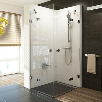 duschabtrennungen und duscht ren nach der form ravak at. Black Bedroom Furniture Sets. Home Design Ideas