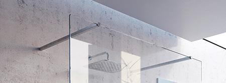 duschkabinen walk in corner ravak at. Black Bedroom Furniture Sets. Home Design Ideas